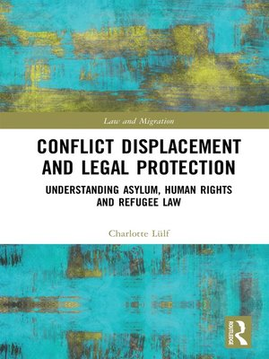 cover image of Conflict Displacement and Legal Protection