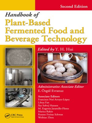 cover image of Handbook of Plant-Based Fermented Food and Beverage Technology