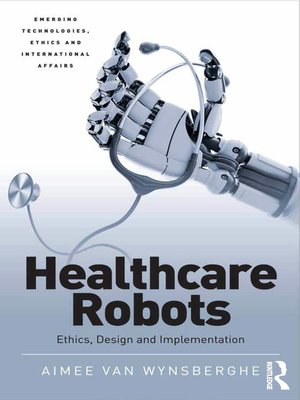 cover image of Healthcare Robots