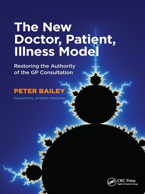 cover image of The New Doctor, Patient, Illness Model