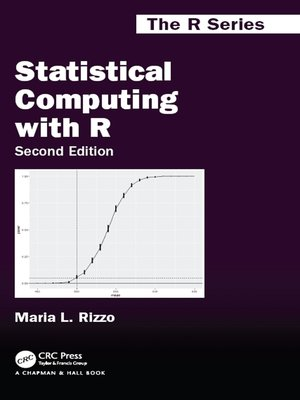 cover image of Statistical Computing with R