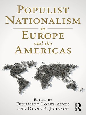 cover image of Populist Nationalism in Europe and the Americas