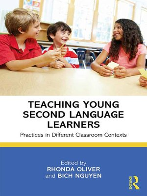 cover image of Teaching Young Second Language Learners