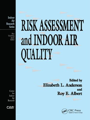 cover image of Risk Assessment and Indoor Air Quality