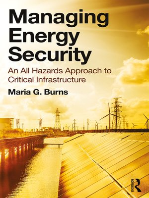 cover image of Managing Energy Security
