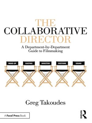 cover image of The Collaborative Director
