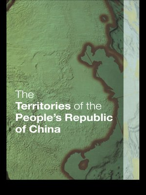 cover image of The Territories of the People's Republic of China