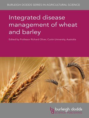 cover image of Integrated disease management of wheat and barley