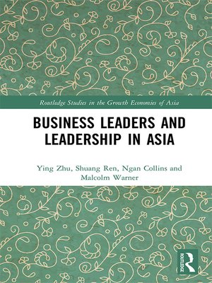 cover image of Business Leaders and Leadership in Asia