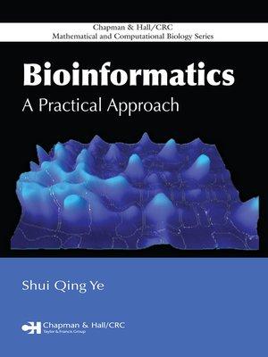 cover image of Bioinformatics