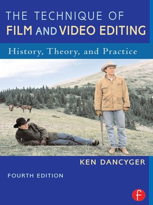 cover image of The Technique of Film and Video Editing