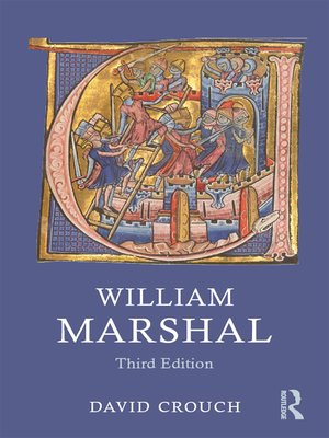 cover image of William Marshal
