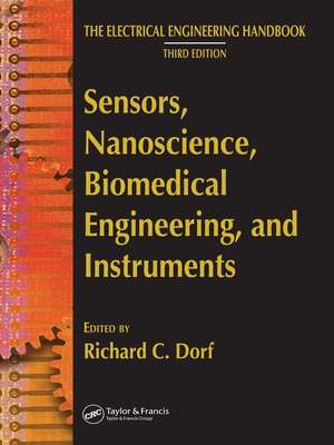 cover image of Sensors, Nanoscience, Biomedical Engineering, and Instruments