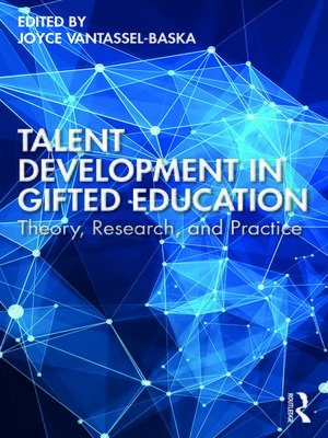cover image of Talent Development in Gifted Education