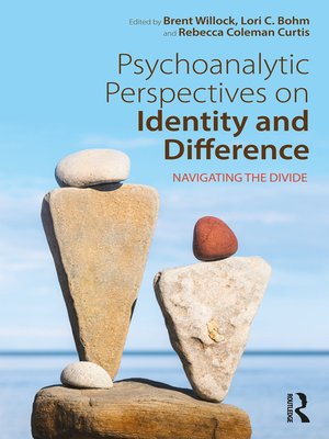 cover image of Psychoanalytic Perspectives on Identity and Difference