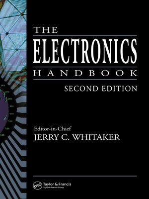 cover image of The Electronics Handbook