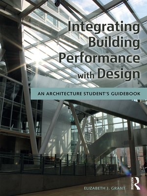 cover image of Integrating Building Performance with Design