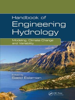cover image of Handbook of Engineering Hydrology
