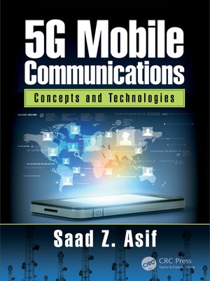cover image of 5G Mobile Communications