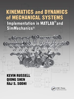 cover image of Kinematics and Dynamics of Mechanical Systems
