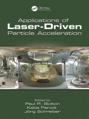 cover image of Applications of Laser-Driven Particle Acceleration