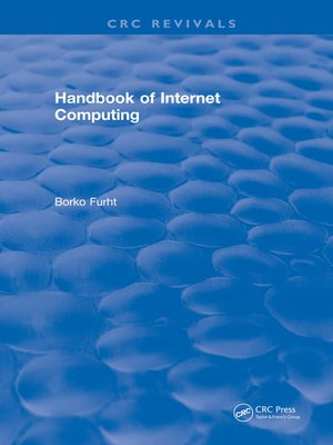 cover image of Handbook of Internet Computing