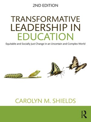cover image of Transformative Leadership in Education