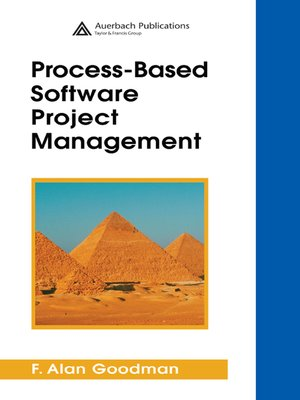 cover image of Process-Based Software Project Management