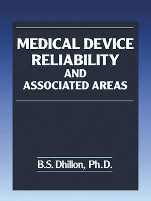 cover image of Medical Device Reliability and Associated Areas