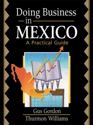 cover image of Doing Business in Mexico