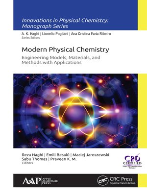 cover image of Modern Physical Chemistry