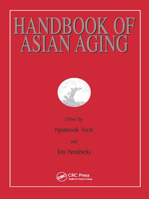 cover image of Handbook of Asian Aging