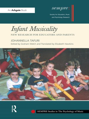 cover image of Infant Musicality