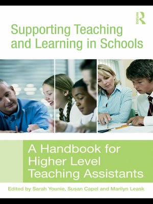 cover image of Supporting Teaching and Learning in Schools