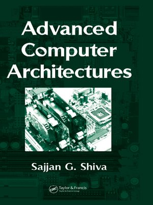 cover image of Advanced Computer Architectures