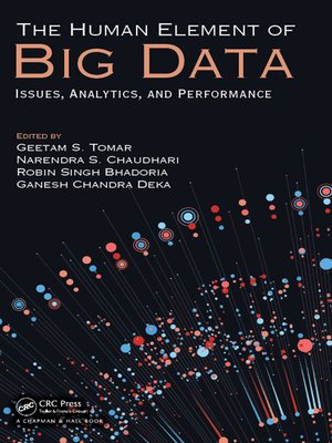 cover image of The Human Element of Big Data