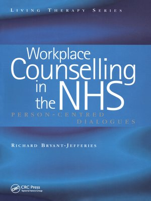 cover image of Workplace Counselling in the NHS