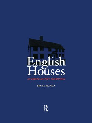 cover image of English Houses
