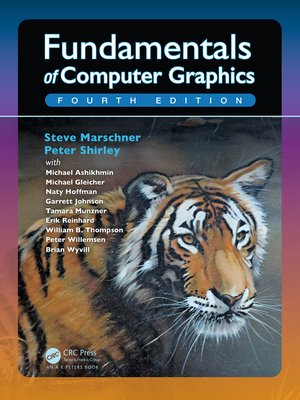 cover image of Fundamentals of Computer Graphics
