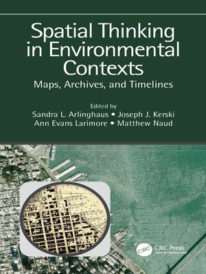cover image of Spatial Thinking in Environmental Contexts