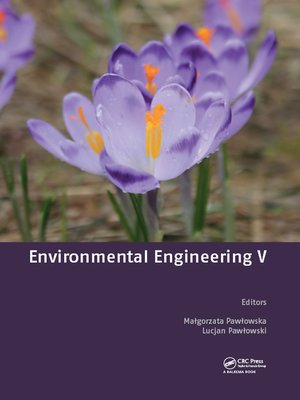 cover image of Environmental Engineering V