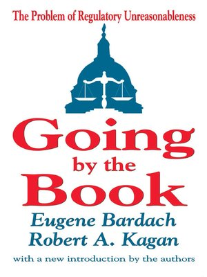 cover image of Going by the Book