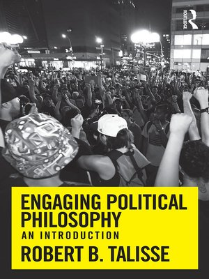 cover image of Engaging Political Philosophy