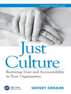cover image of Just Culture