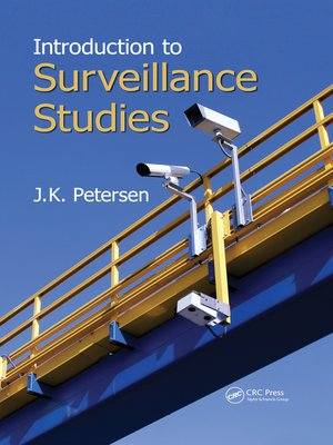 cover image of Introduction to Surveillance Studies