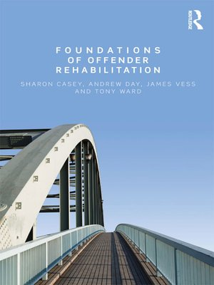 cover image of Foundations of Offender Rehabilitation