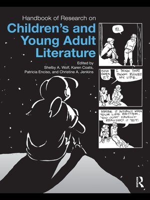 cover image of Handbook of Research on Children's and Young Adult Literature