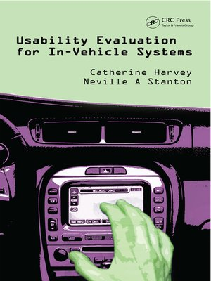 cover image of Usability Evaluation for In-Vehicle Systems