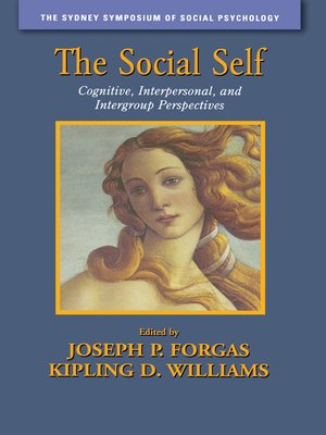 cover image of The Social Self