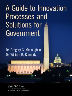 cover image of A Guide to Innovation Processes and Solutions for Government
